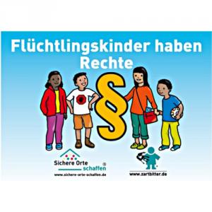 Flüchtlingskinder haben Rechte!