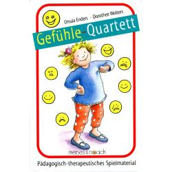 Gefühle-Quartett – wieder lieferbar!