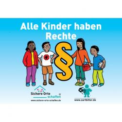 Broschüren: Kinderrechte