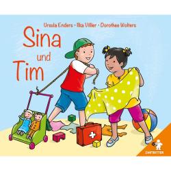 Sina und Tim – Pappbilderbuch zu Zärtlichkeit und Doktorspiel