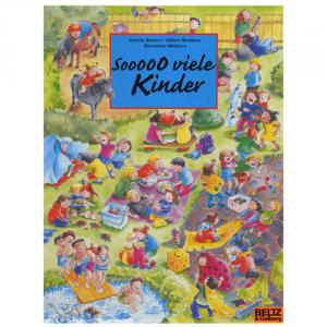 Sooo viele Kinder – Wimmelbuch über die Einzigartigkeit kindlicher Gefühle