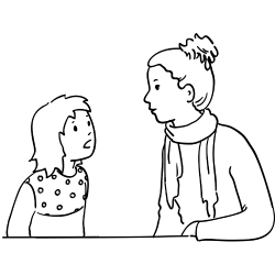 Was tun, wenn ich sexuellen Missbrauch vermute?