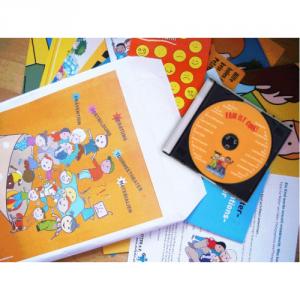 Zartbitter- Wundertüte mit CD
