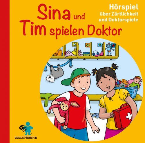 Sina und Tim spielen Doktor